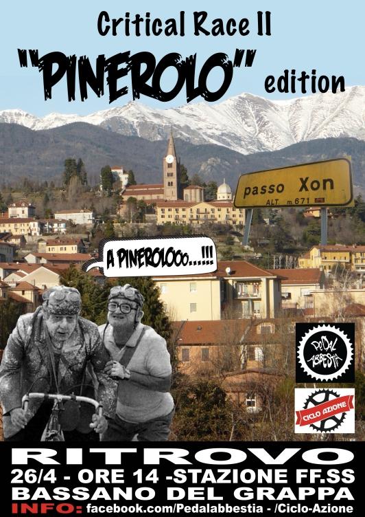 PINEROLO CRITICAL RACE ii