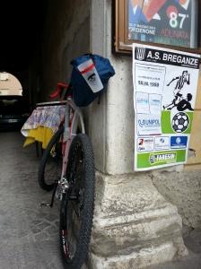 Bitumen Interruptus alla tappa a Breganze.