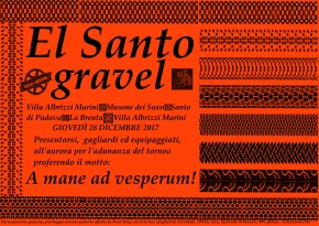 El Santo gravel